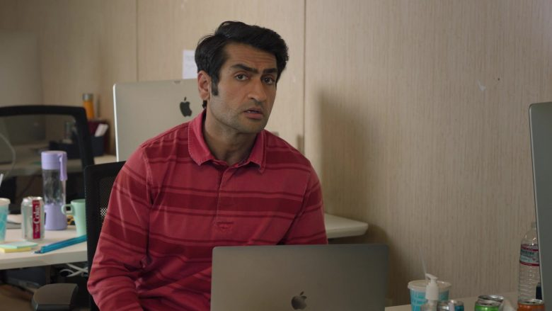 """Apple MacBook, iMac and Diet Coke Can in Silicon Valley Season 6 Episode 6 """"RussFest"""" (2019) - TV Show Product Placement"""