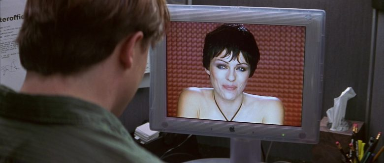 Apple Monitor Used by Brendan Fraser in Bedazzled (3)
