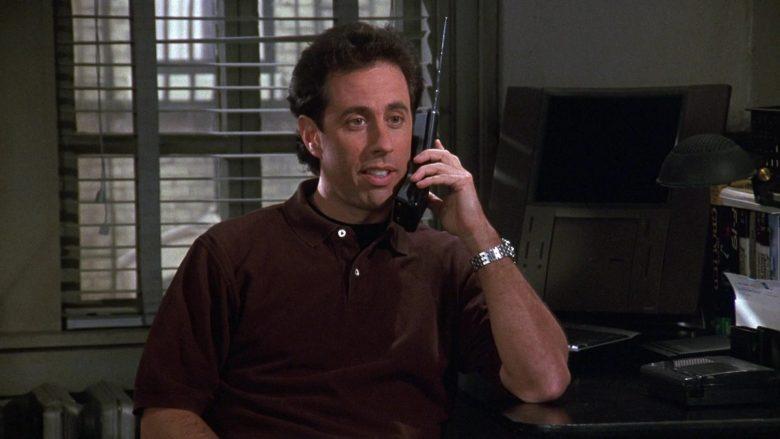 Apple Twentieth Anniversary Macintosh All-In-One Computer in Seinfeld Season 9 Episodes 23-24 The Finale