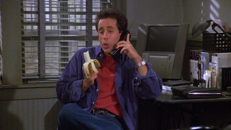 Apple Twentieth Anniversary Macintosh Computer Used by Jerry in Seinfeld Season 9 Episode 9