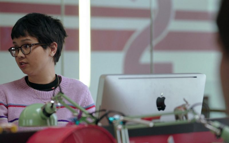 Apple iMac Computer Used by Charlyne Yi in Jexi