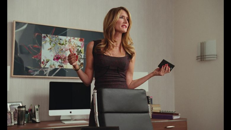 Apple iMac Computer Used by Laura Dern in Marriage Story (2019) - Movie Product Placement