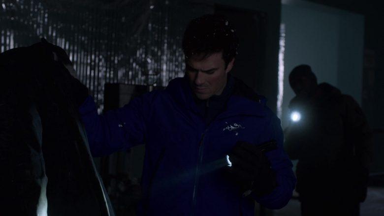 Arc'teryx Jacket Worn by Ian Somerhalder as Dr. Luther Swann in V Wars Season 1 Episode 1 (3)