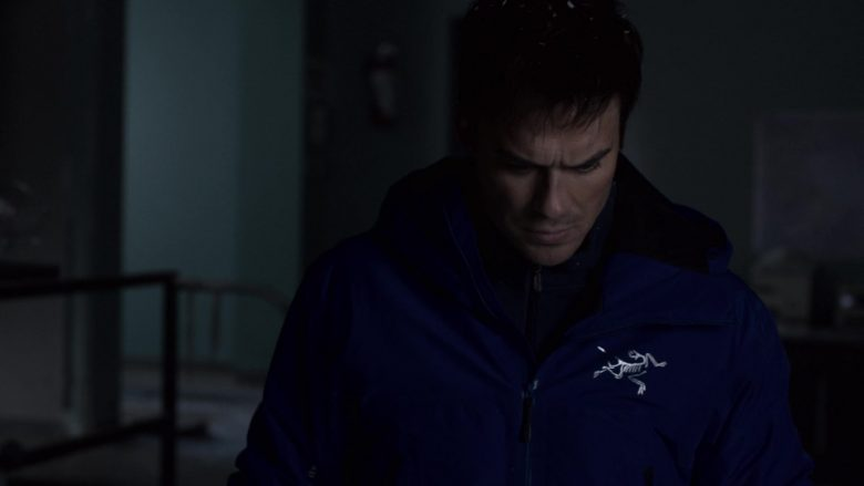 Arc'teryx Jacket Worn by Ian Somerhalder as Dr. Luther Swann in V Wars Season 1 Episode 1 (4)