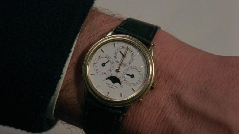 Audemars Piguet Wrist Watch Worn by Bill Murray in Scrooged