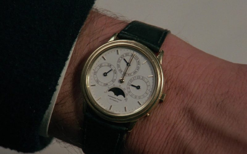 Audemars Piguet Wrist Watch Worn by Bill Murray in Scrooged
