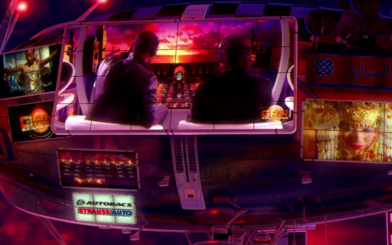 Autobacs in Speed Racer (2008)