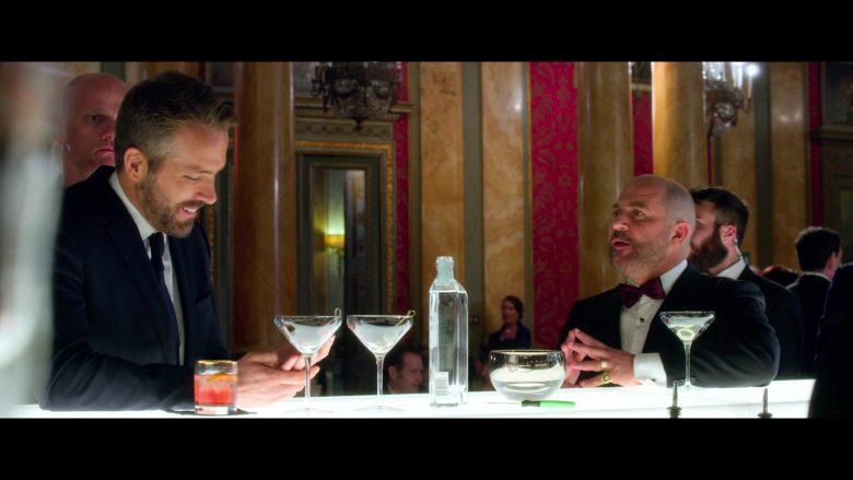 Aviation American Gin Enjoyed by Ryan Reynolds in 6 Underground (2)