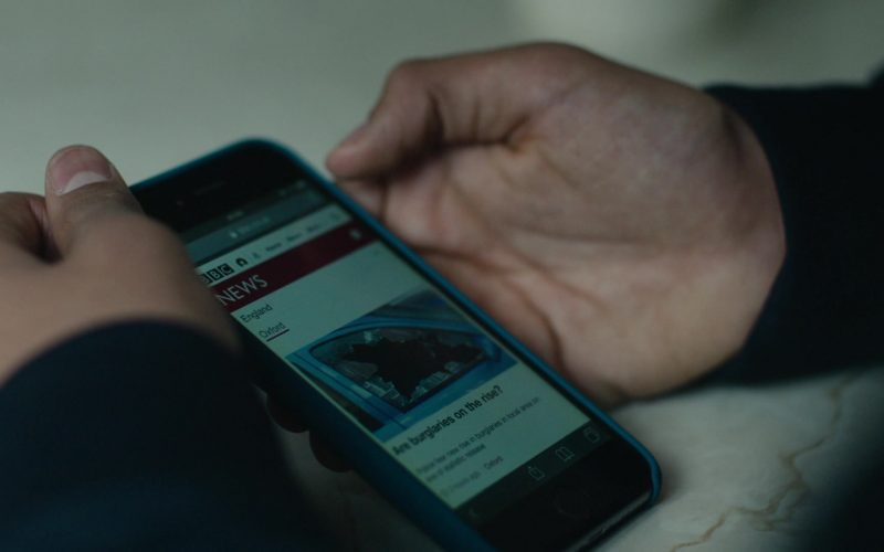 BBC News Website in His Dark Materials Season 1 Episode 8 Betrayal