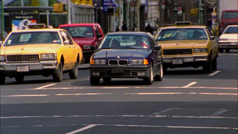 BMW 3 [E36] Car in Seinfeld Season 3 Episode 22 The Parking Space (1)