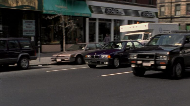 BMW 3 [E36] Car in Seinfeld Season 3 Episode 22 The Parking Space (2)