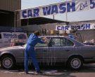 BMW 525i [E34] Car in Seinfeld Season 4 Episode 21 The Smelly Car (1)