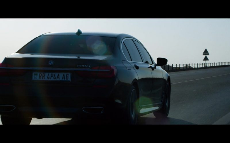 BMW 730LI Car in 6 Underground (1)