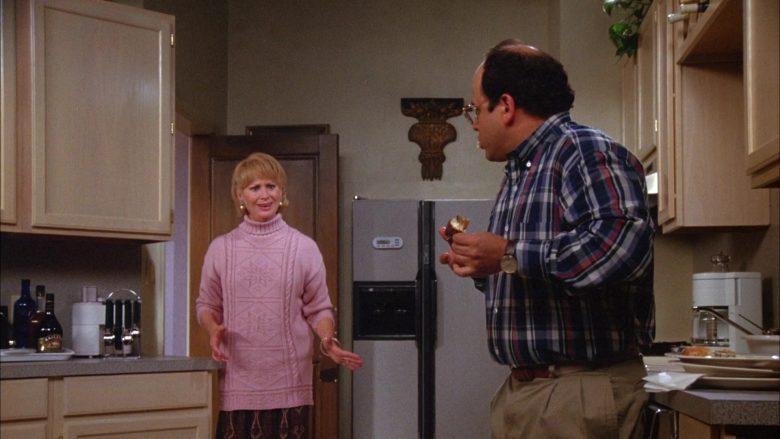 Baileys Irish Cream Liqueur in Seinfeld Season 6 Episode 6 The Gymnast (2)