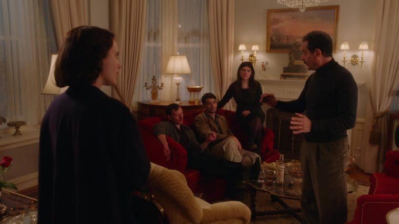 Ballantine's Scotch Whisky in The Marvelous Mrs. Maisel Season 3 Episode 2 (1)