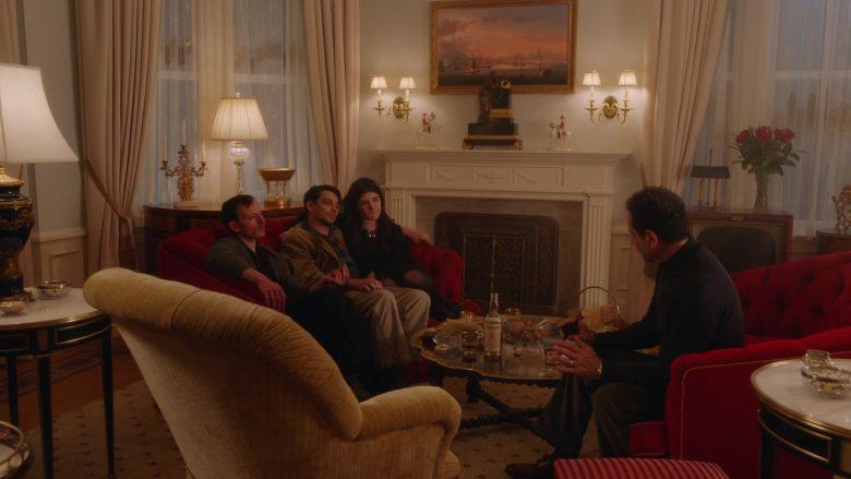 Ballantine's Scotch Whisky in The Marvelous Mrs. Maisel Season 3 Episode 2 (3)