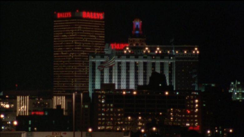 Bally's Las Vegas Hotel and Casino in Seinfeld Season 6 Episode 1 The Chaperone