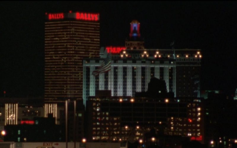 Bally's Las Vegas Hotel and Casino in Seinfeld Season 6 Episode 1 The Chaperone