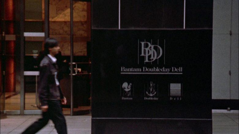 Bantam Doubleday Dell in Seinfeld Season 6 Episode 11 The Switch (1)