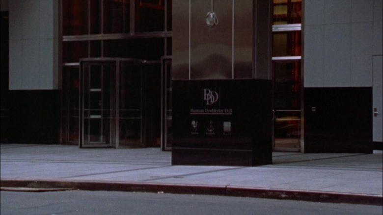 Bantam Doubleday Dell in Seinfeld Season 6 Episode 11 The Switch (2)