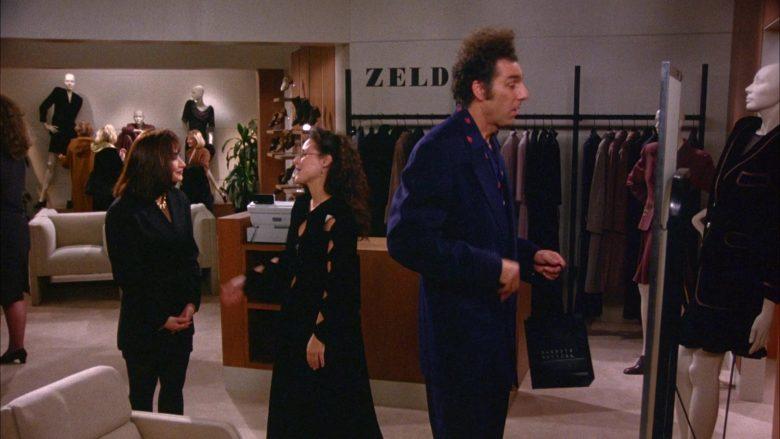 Barneys New York Store in Seinfeld Season 6 Episode 9 The Secretary (4)