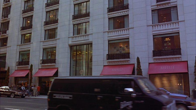 Barneys New York Store in Seinfeld Season 6 Episode 9 The Secretary (7)