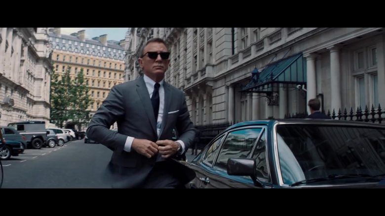 Barton Perreira Joe Sunglasses Worn by Daniel Craig as James Bond in No Time to Die