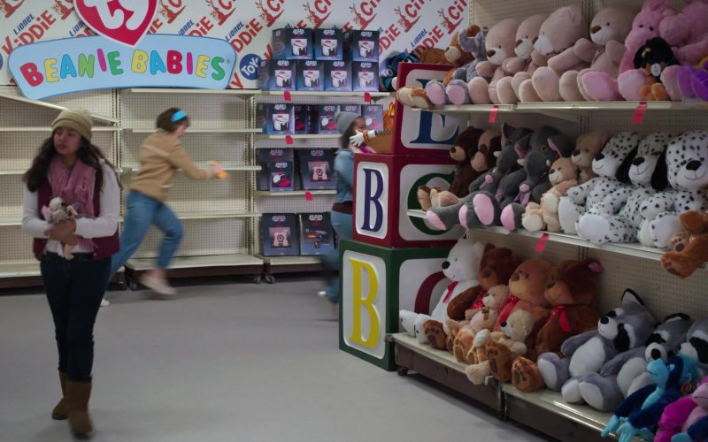 Beanie Babies by Ty in Schooled Season 2 Episode 10 Beanie Babies (3)