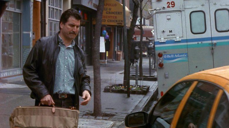 Bell Atlantic in Seinfeld Season 9 Episodes 23-24 The Finale (1998)