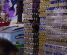 Ben & Jerry's Ice Cream Refrigerator in El Camino Christmas (3)
