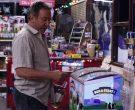 Ben & Jerry's Ice Cream Refrigerator in El Camino Christmas (4)