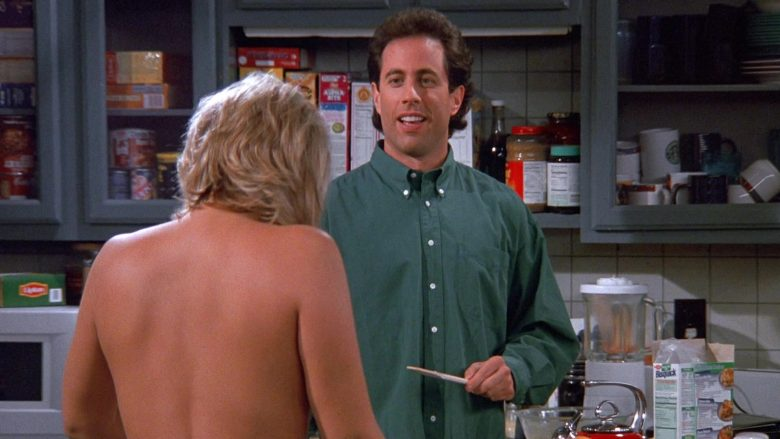 Betty Crocker Bisquick Pre-Mixed Baking Mix in Seinfeld Season 9 Episode 9 The Apology (2)