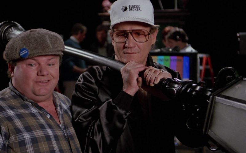 Black & Decker Cap in Scrooged (1988)