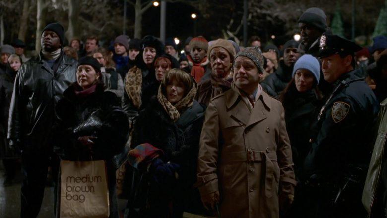 Bloomingdale's Medium Brown Bag in Elf (