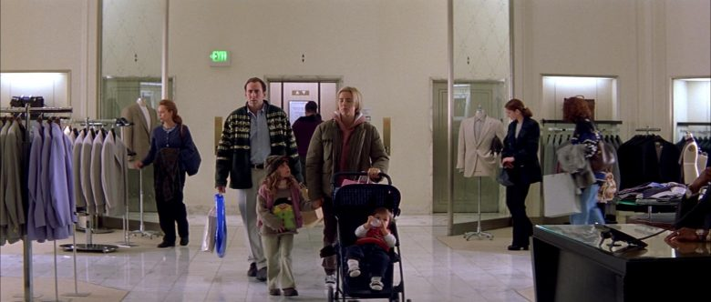 Bloomingdale's Store in The Family Man (2)