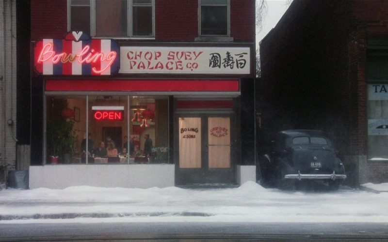 Bo Ling & Sons Chop Suey Palace Co. Restaurant in A Christmas Story (1)