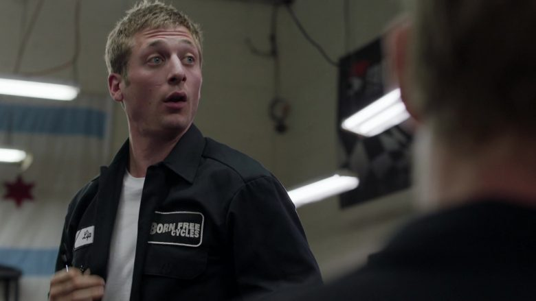 Born Free Cycles Motorcycle Shop in Shameless Season 10 Episode 5 Sparky (2)