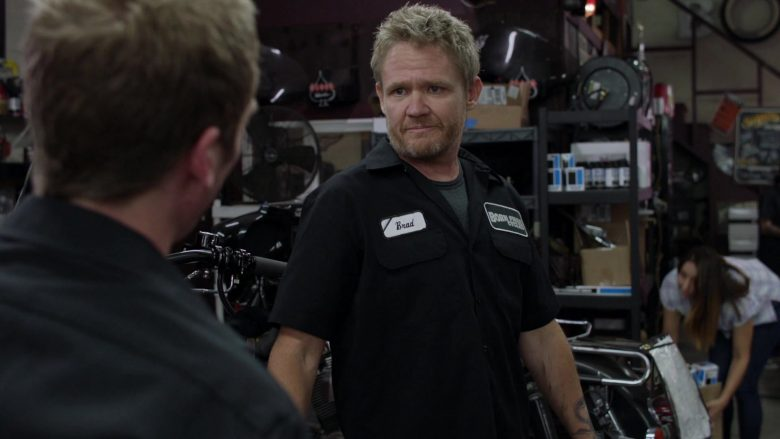 Born Free Cycles Motorcycle Shop in Shameless Season 10 Episode 5 Sparky (3)