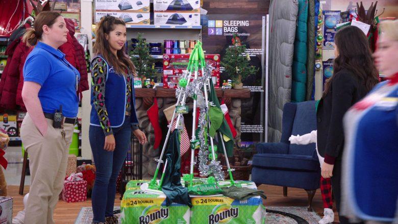 Bounty Paper Towels in Superstore Season 5 Episode 10 Negotiations