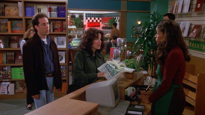 Brentano's Store in Seinfeld Season 9 Episode 17 The Bookstore (4)