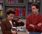 Breyers Ice Cream Enjoyed by Julia Louis-Dreyfus as Elaine Benes in Seinfeld Season 2 Episode 6 (1)