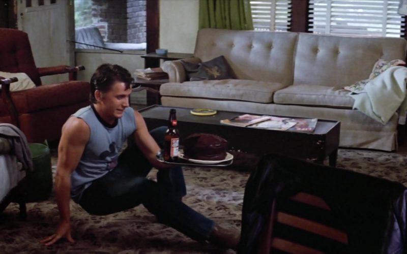 Budweiser Beer Bottle Held by Emilio Estevez in The Outsiders (3)
