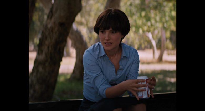 Budweiser Beer Enjoyed by Natalie Portman in Lucy in the Sky (1)