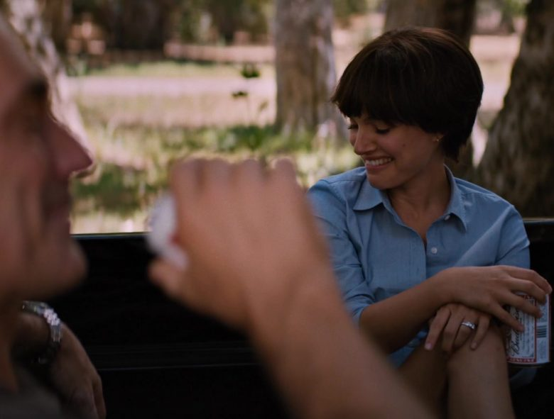 Budweiser Beer Enjoyed by Natalie Portman in Lucy in the Sky (3)