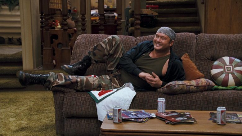 Budweiser Beer in Four Christmases (1)