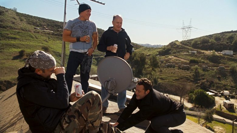 Budweiser Beer in Four Christmases (3)