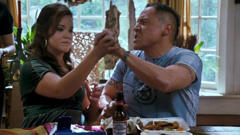 Budweiser Beer in Four Christmases (5)
