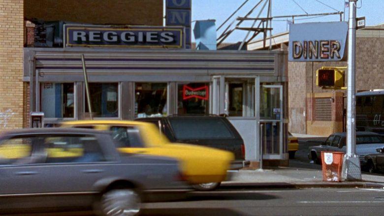 Budweiser Sign in Seinfeld Season 7 Episode 8 The Pool Guy (1)