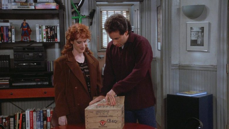 Bull's-Eye Barbecue Sauce in Seinfeld Season 7 Episode 17 The Doll
