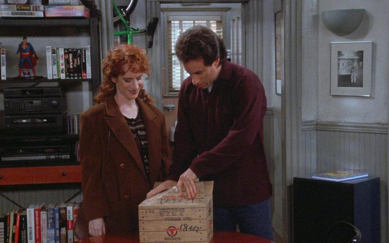 Bull's-Eye Barbecue Sauce in Seinfeld Season 7 Episode 17 The Doll